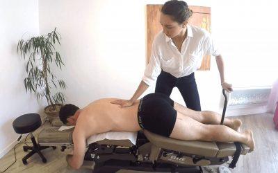 Chiropraxie Technique COX